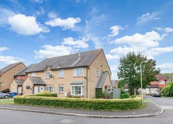 Canterbury Close, Banbury OX16. 1 bed semi-detached house