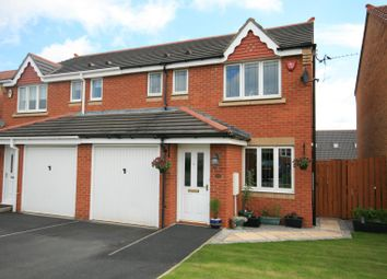 Thumbnail 3 bed semi-detached house to rent in Stonebridge Crescent, Ingleby Barwick, Stockton-On-Tees