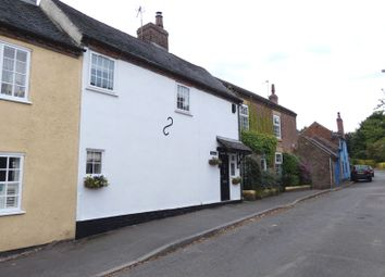 Thumbnail 3 bed cottage for sale in Chapel Street, Smisby