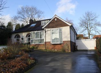 Thumbnail 3 bed detached house for sale in Church Lane, Bardsey, Leeds