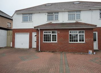 Thumbnail 5 bed semi-detached house to rent in Minterne Avenue, Southall
