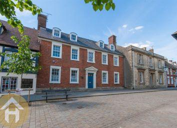 Thumbnail 2 bed flat for sale in High Street, Royal Wootton Bassett, Swindon