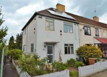 Thumbnail 3 bedroom end terrace house for sale in Crayford Road, Crayford, Dartford