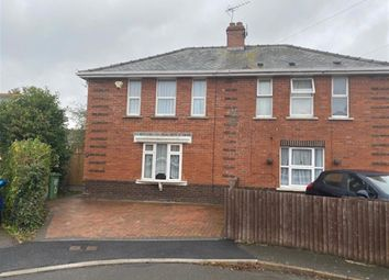 3 bed semi-detached house for sale in Tennyson Avenue, Exeter EX2