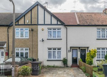 Thumbnail 2 bed terraced house to rent in Crossfield Road, Hoddesdon, Hertfordshire