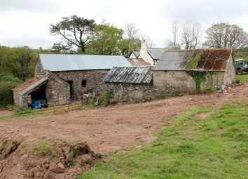 Land for sale in Penyall, Bratton Fleming, Barnstaple EX31