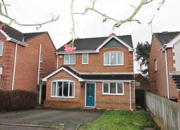 Thumbnail 4 bed detached house for sale in Eskdale Close, Bolsover, Chesterfield, Derbyshire