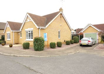 Thumbnail 3 bed detached bungalow for sale in Morley Way, Wimblington, March