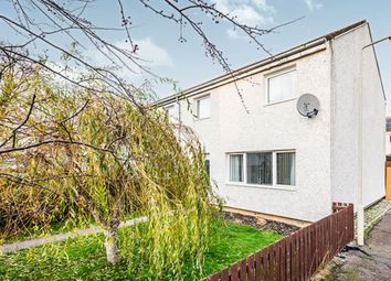 Thumbnail 3 bed terraced house for sale in Walker Crescent, Culloden, Inverness