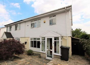 Thumbnail 3 bed semi-detached house for sale in Barfields, Loughton