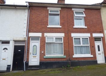 Thumbnail 2 bedroom terraced house for sale in Raven Street, Derby