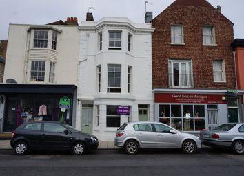 Thumbnail 2 bed flat for sale in Sandgate High Street, Folkestone