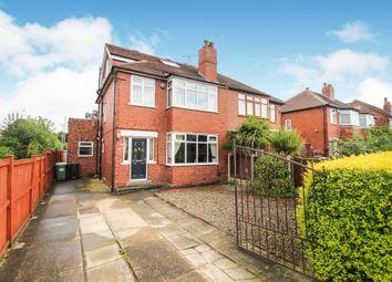4 bed semi-detached house for sale in Cross Gates Avenue, Crossgates, Leeds LS15