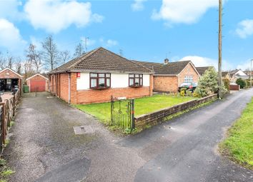 Thumbnail 3 bed bungalow for sale in Greenfields Avenue, Alton, Hampshire