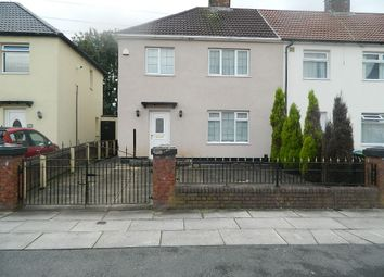 Thumbnail 3 bed terraced house for sale in Baycliff Road, Liverpool