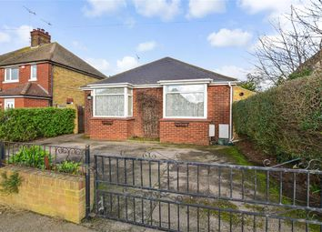 Thumbnail 3 bed detached bungalow for sale in Westover Road, Broadstairs, Kent
