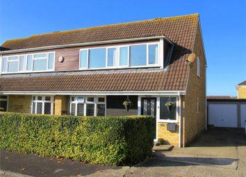 3 bed semi-detached house for sale in Glenthorne Close, Stubbington, Hampshire PO14
