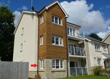 Thumbnail 2 bed flat for sale in Trelowen Drive, Penryn