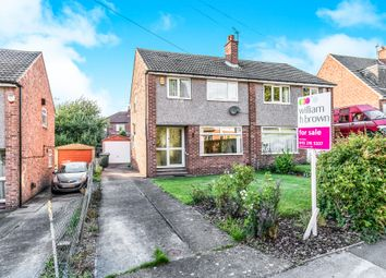 Thumbnail 3 bedroom semi-detached house for sale in St. Anns Rise, Burley, Leeds