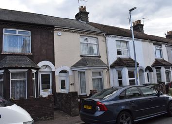 Thumbnail 2 bed terraced house for sale in Fredrick Road, Gorleston, Great Yarmouth