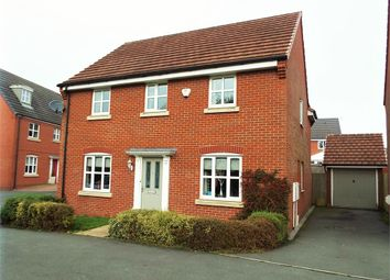 Thumbnail 4 bed detached house for sale in Sheaves Close, Abram, Wigan, Lancashire