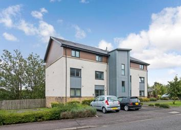 Thumbnail 2 bed flat for sale in Millview Crescent, Johnstone, Renfrewshire