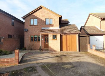 Thumbnail 4 bed detached house for sale in The Silver Birches, Kempston, Bedford