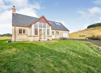 Thumbnail 4 bed detached house for sale in Craighaugh, Eskdalemuir, Langholm, Dumfries And Galloway