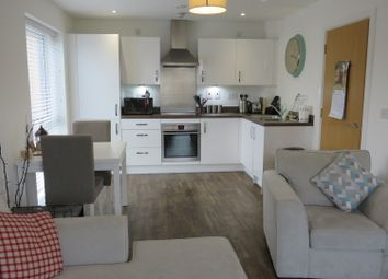 Thumbnail 2 bed flat for sale in The Embankment, Nash Mills Wharf, Hemel Hempstead