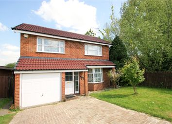 Thumbnail 5 bedroom detached house for sale in Ashton Road, Wokingham, Berkshire
