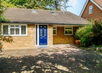 Thumbnail 3 bed bungalow for sale in 20 The Ridgeway, Watford, Hertfordshire