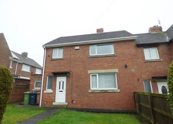 Thumbnail 3 bed semi-detached house for sale in The Leas, Newbottle, Houghton Le Spring