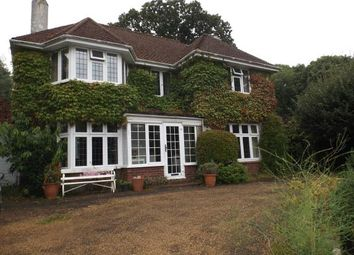 Thumbnail 3 bed detached house for sale in New Road, Wootton Bridge, Ryde