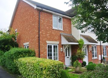 Thumbnail 2 bed end terrace house for sale in Barnes Way, Herne Bay