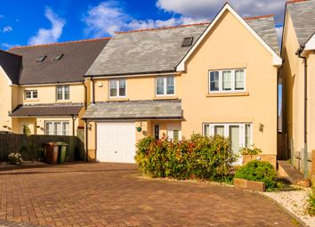 Thumbnail 5 bed detached house for sale in Valley View, Cefn Hengoed, Hengoed