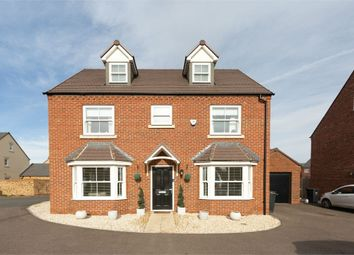 Thumbnail 5 bed detached house for sale in Brambling Gardens, Wixams, Bedford