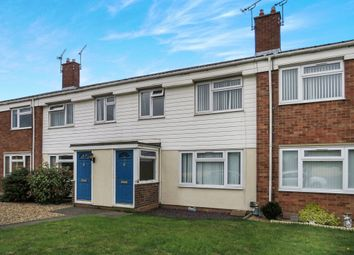 Thumbnail 3 bed terraced house for sale in Cromes Place, Badersfield, Norwich