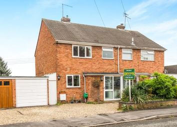 Thumbnail 3 bed semi-detached house for sale in Austcliffe Road, Cookley, Kidderminster, Worcestershire