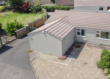 Thumbnail Semi-detached bungalow for sale in Trinity Close, Fordham, Ely, Cambs
