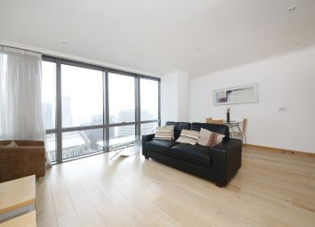 Thumbnail 1 bed flat to rent in No.1 West India Quay, 26 Hertsmere Road, London