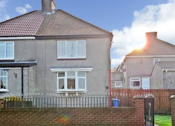 Thumbnail 3 bed semi-detached house for sale in Wordsworth Avenue, Wheatley Hill, Durham