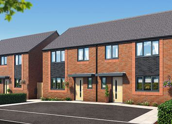 "Thumbnail 4 bed property for sale in ""The Clifton"" at Blossom Way, Salford"