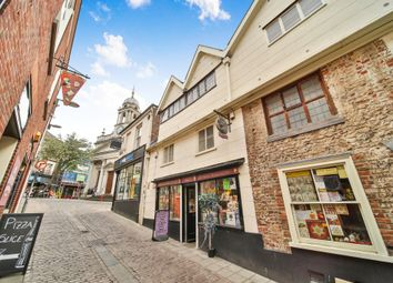 Thumbnail 2 bed flat for sale in St. Andrews Hill, Norwich