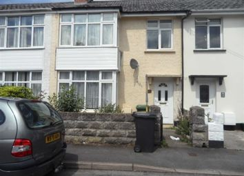 Thumbnail 3 bed terraced house to rent in Broadfield Road, Barnstaple, Devon
