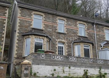 Thumbnail 3 bed semi-detached house to rent in Commercial Road, Abercarn, Newport.