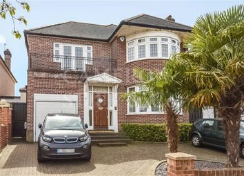 Thumbnail 4 bed detached house for sale in Rowdon Avenue, Willesden Green