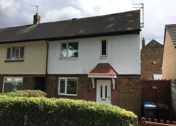 Thumbnail 3 bed town house for sale in Shepton Drive, Wythenshawe