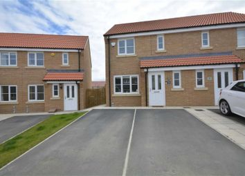 Thumbnail 3 bed semi-detached house for sale in Bramley Park Avenue, Sherburn In Elmet, Leeds