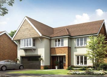 Thumbnail 5 bedroom detached house for sale in Beech Hill Road, Spencers Wood, Reading