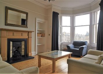 Thumbnail 2 bed flat to rent in Comely Bank Terrace, Edinburgh